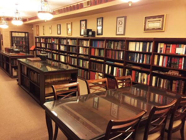 William Burd Numismatic Library2