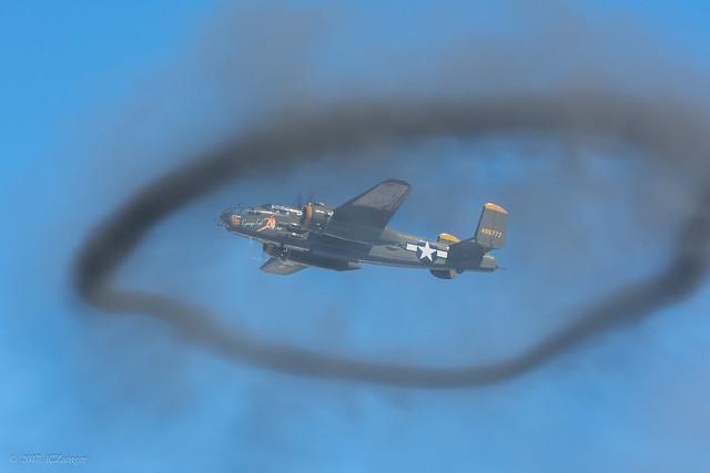 2017 EAA Bomber Day Bullseye