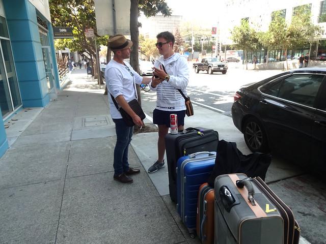 turist i sf