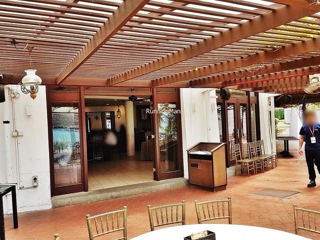 Gurame Indonesian Restaurant Exterior