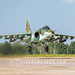 Su-25 during Aviadarts-2016 flight skills competition in Dyagelevo airfield at Riazan by The best from aviation