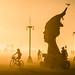 Burning Man 2017 by Sait Izmit