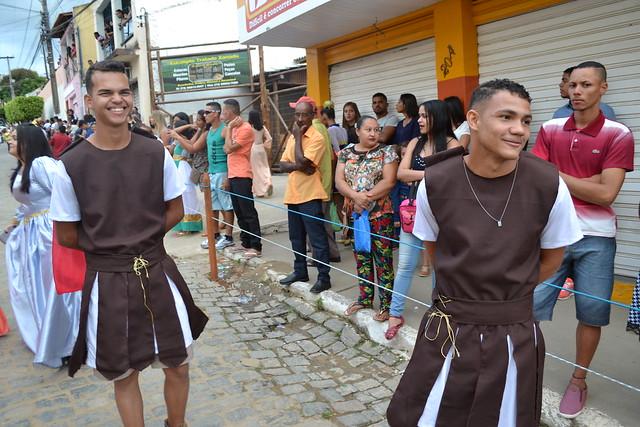 Desfile Cívico Iguaí parte - VII