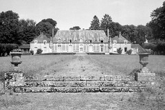 Château du Tertre à Sérigny - Photo of Saint-Cyr-la-Rosière