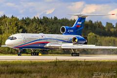 Open Skies Russian Federation Tupolev TU154(M) - RF-85655