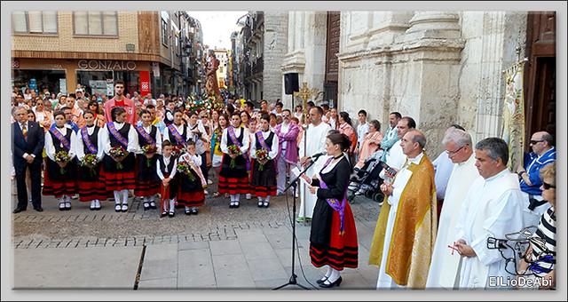 #BriviescaFiestas17 Procesión del Rosario  y Canto de la Salve (5)