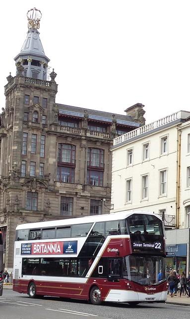 Edinburgh, Sony DSC-W830