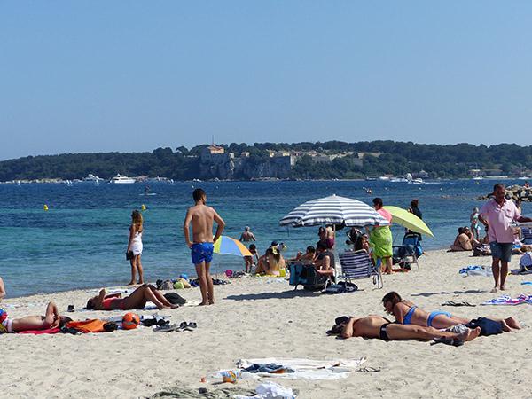 plage et sainte marguerite