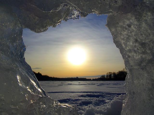 * Winter Stargate! *