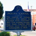 Historical Marker, First Indiana State Capital - Corydon, Indiana