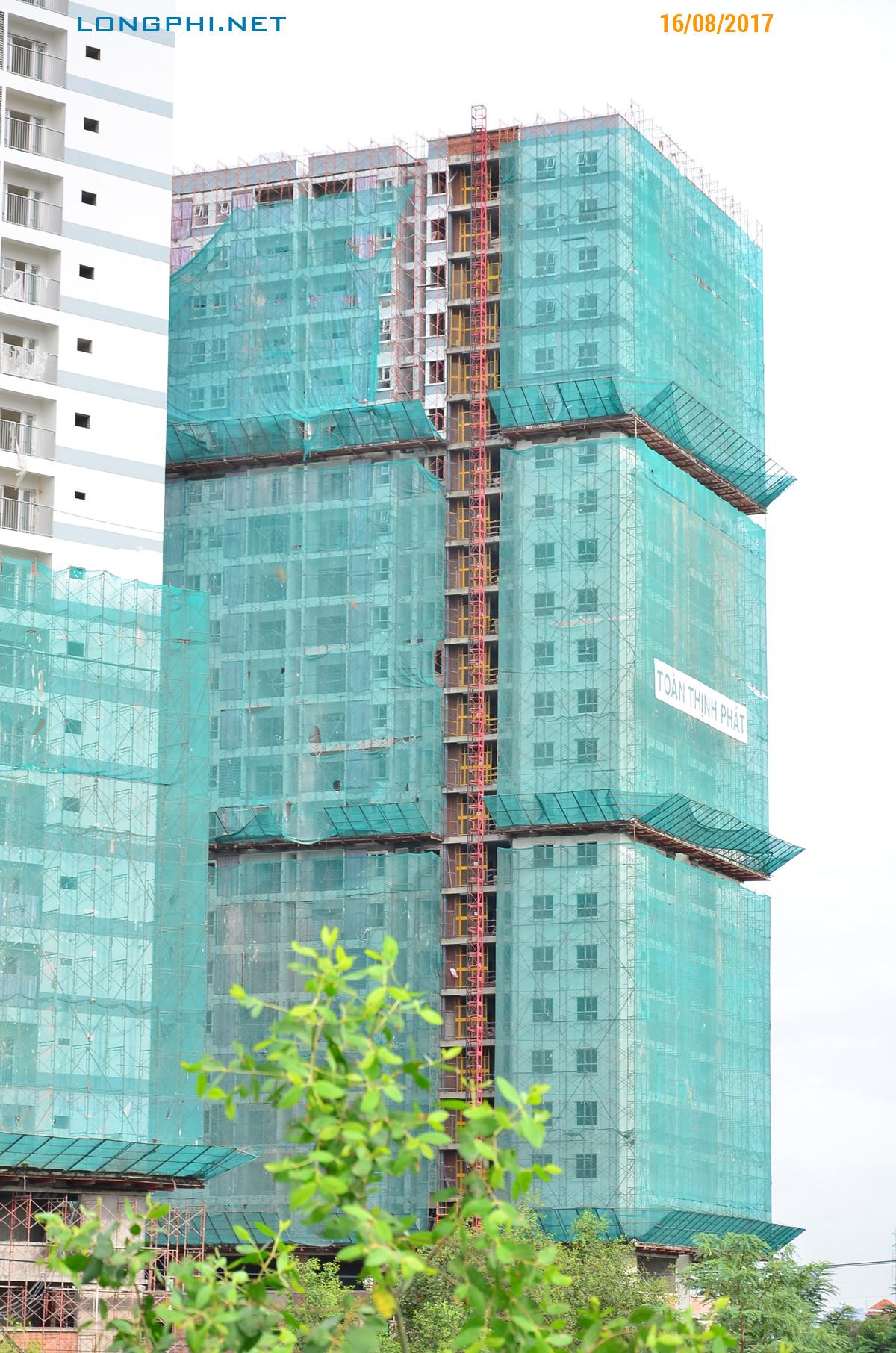 Tháp Bắc M1 - Jamona Apartment - Luxury Home, một phần mặt trong.