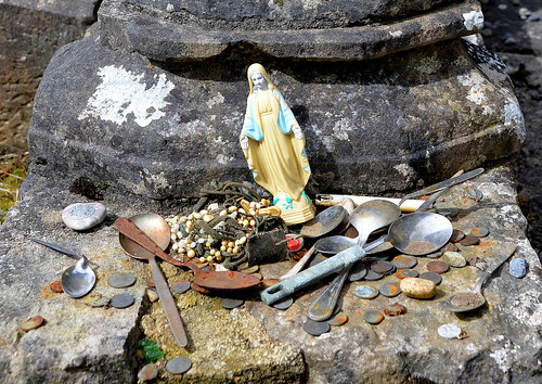 Our Lady of the Spoons