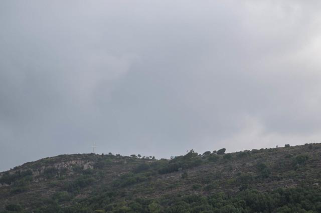 Η δεύτερη φετινή καλοκαιρινή καταιγίδα τον Αύγουστο στην Ψίνθο (18/08/2017)