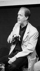 Edinburgh International Book Festival 2017 - Farah Mendlesohn Adam Roberts Jo Walton & Ken MacLeod 02
