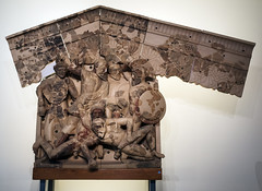 Columen plaque from Temple A, Pyrgi