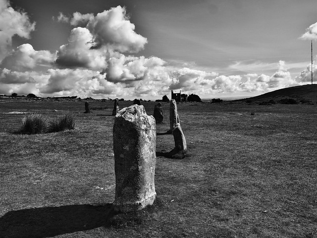 Part Of Hurlers Stone Circle