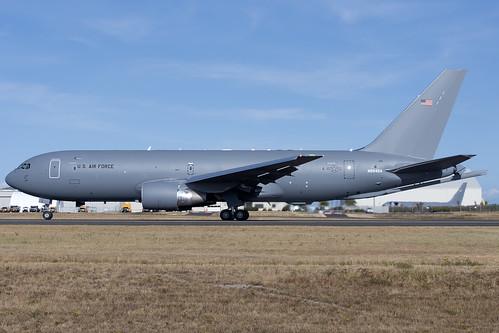 USAF Boeing KC-46A Pegasus N884BA