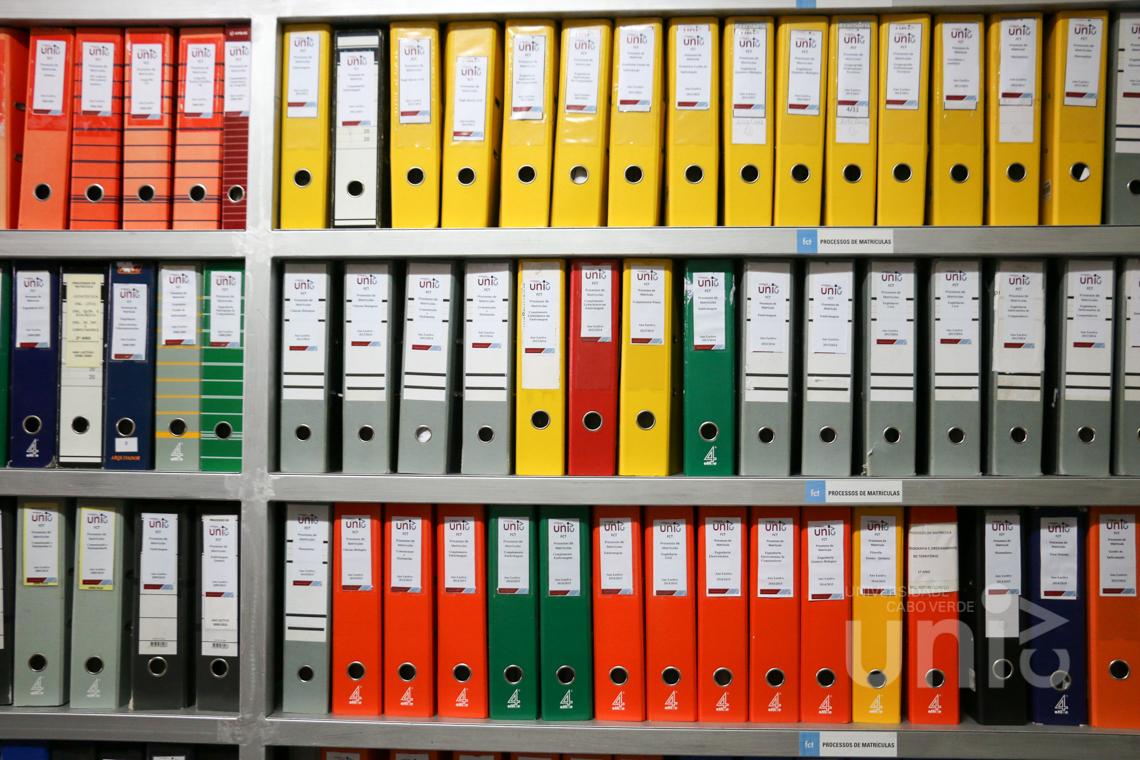 Serviços Académicos apresentam Espaço Arquivo no Campus de Palmarejo