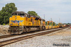UP 8920 | EMD SD70AH | NS Harris Yard