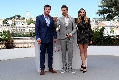 Wind River - Promo at Cannes