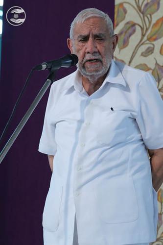 Vice-chairman, CPAB K.R. Chadha from Avtar Enclave Delhi
