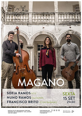 CONCERTO - Duetos da Sé - Alfama Lisboa - SEXTA-FEIRA 15 SETEMBRO 2017 - 21h30 - MAGANO