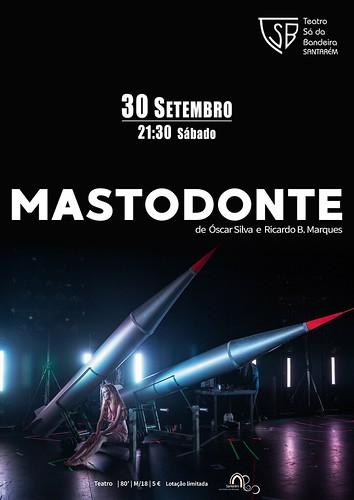 TSB Cartaz Mastodonte