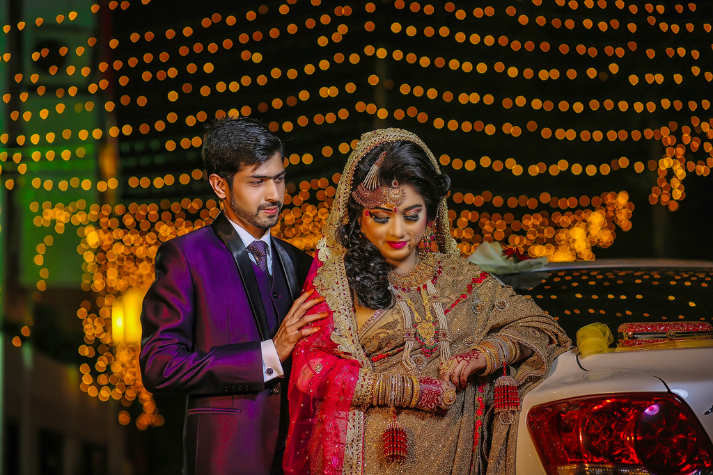 wedding Grome & bride | ©All Rights are Reserved By Alom ART… | Flickr