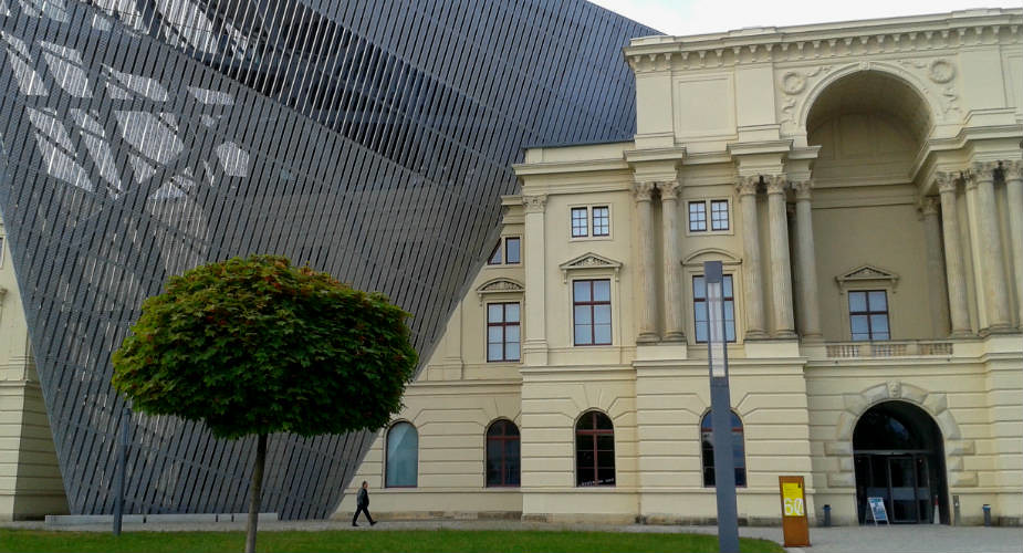 Bezienswaardigheden in Dresden: Militär Historisches Museum | Mooistestedentrips.nl
