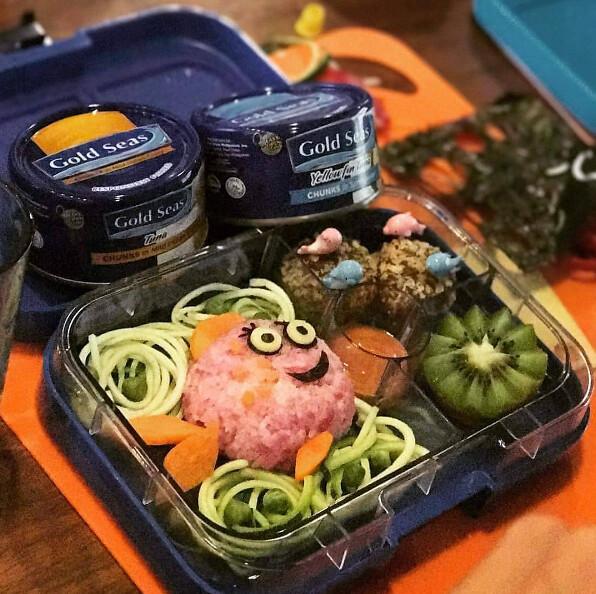 (GNP) Bento Tuna Nuggets