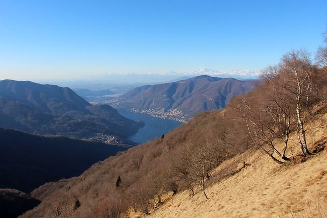 Rifugio Riella e Monte Pallanzone