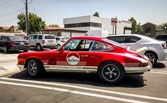 Porsche in Los Alamitos