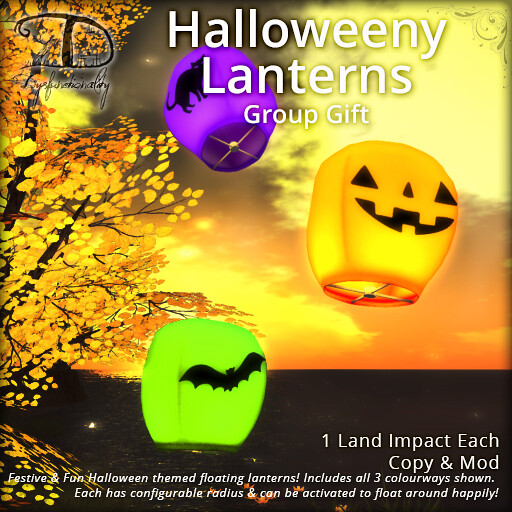 HalloweenyLanterns - TeleportHub.com Live!