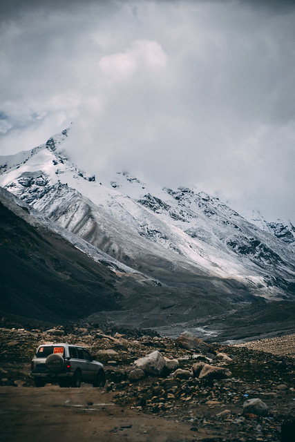 Himalayan off-road