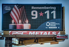 Remembering 9-11----Never Forget!
