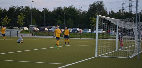Sportfreunde Troisdorf A 7:0 JSG Beuel A