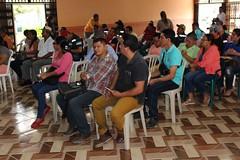 Alcaldía de Chone capacitó a dirigentes comunitarios