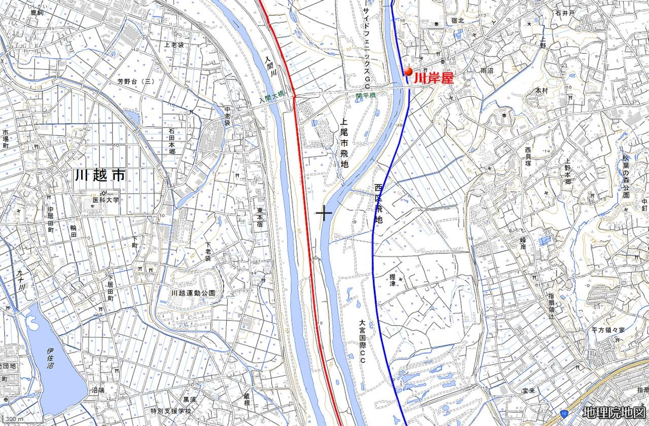 6.上江橋-入間大橋