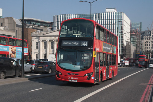 Arriva London HV60 LJ62BYU