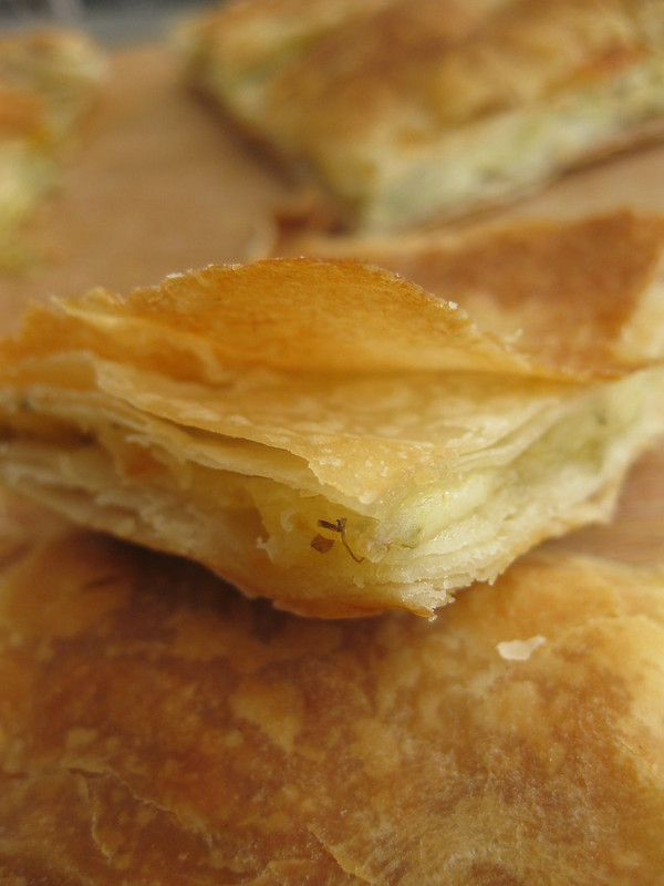 Homemade Phyllo aka Filo Dough from foodwishes.blogspot.com