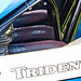 Lydden Hill August 2016 Paddock Triumph Trident Rob North No 157 001C