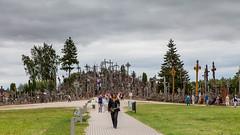 La coline des croix,Siauliai, Lituanie