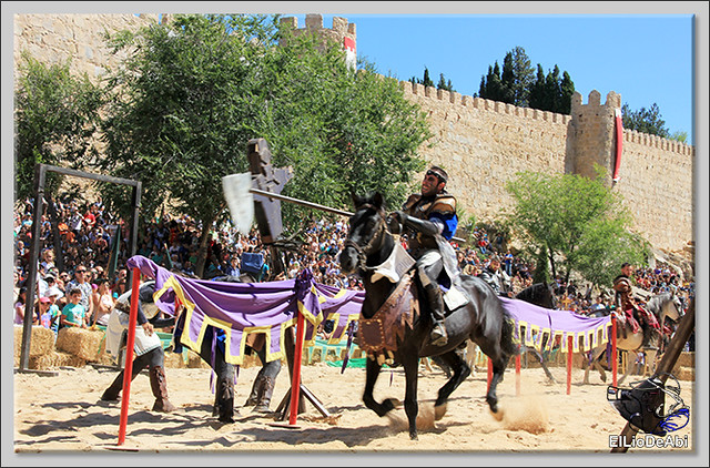 #ÁvilaMedieval como volver al medievo en un fin de semana 20