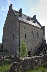 Larochette Castle, Luxembourg