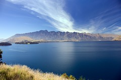 New Zealand -The Remarkables of Queenstown