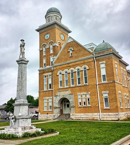 Bibb County Courthouse- Centreville AL (2)
