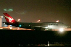 Qantas Boeing 747 -400 DSC_0220
