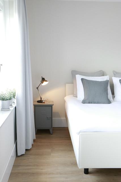 Slaapkamer strak licht