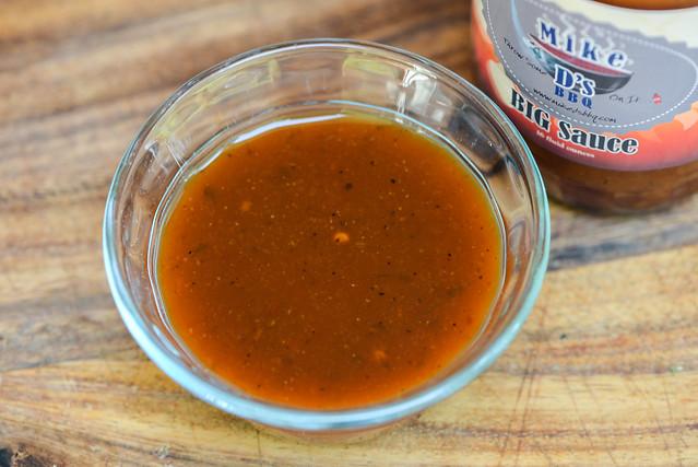 Mike D's BBQ Big Sauce