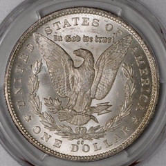 1880-CC Morgan dollar obverse